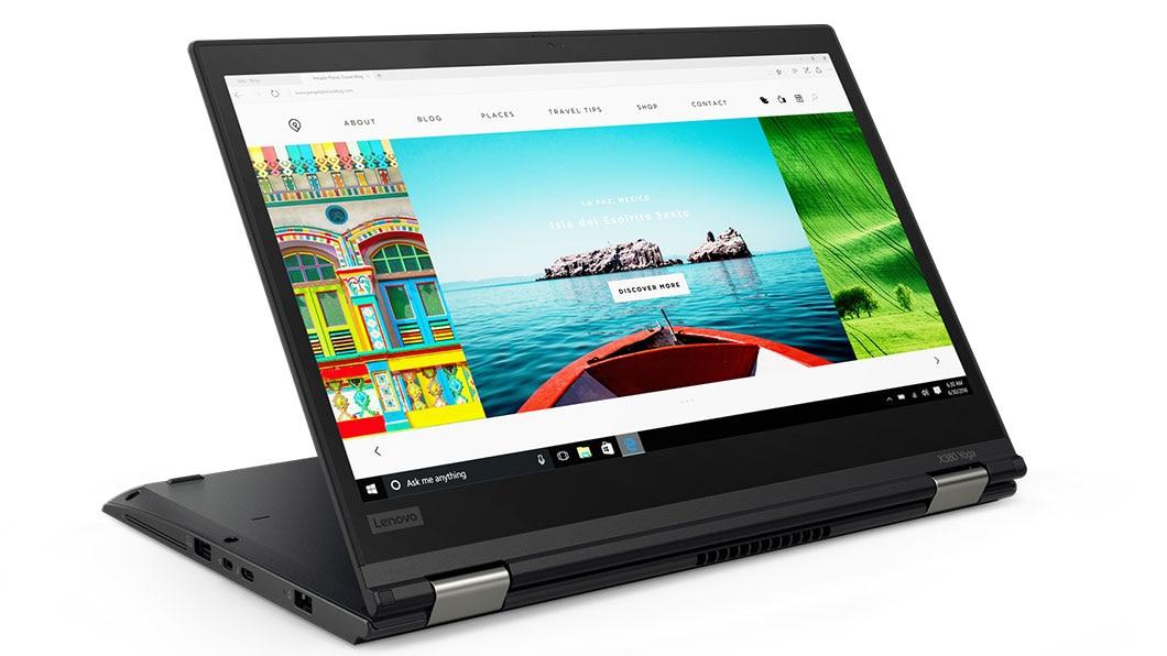 Lenovo ThinkPad X390 Yogato kolejny notebook firmy Lenovo zaprezentowany na targach Mobile World Congress 2019